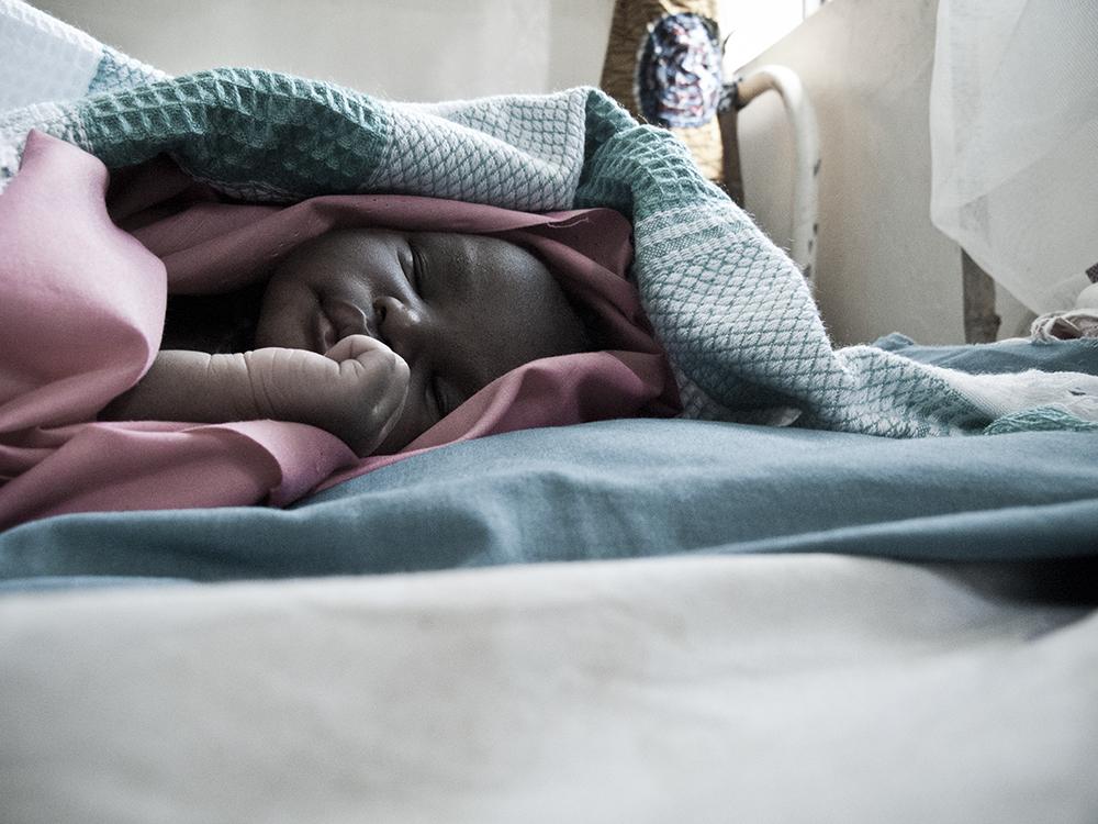 Giving Birth In Kajo Keji County / Wudu Hospital / South Sudan