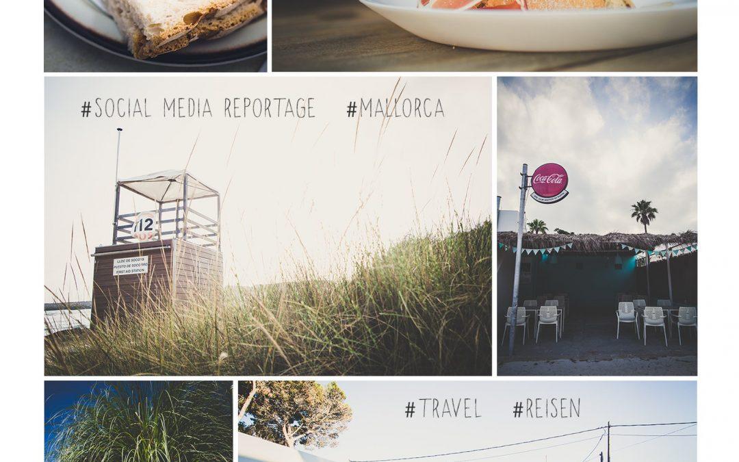 Reisereportage Mallorca – Bilder für Social Media
