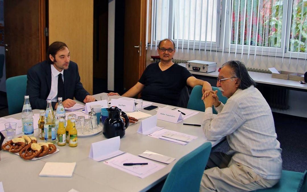 Veranstaltung Workshop Asiaten und Diskriminierung