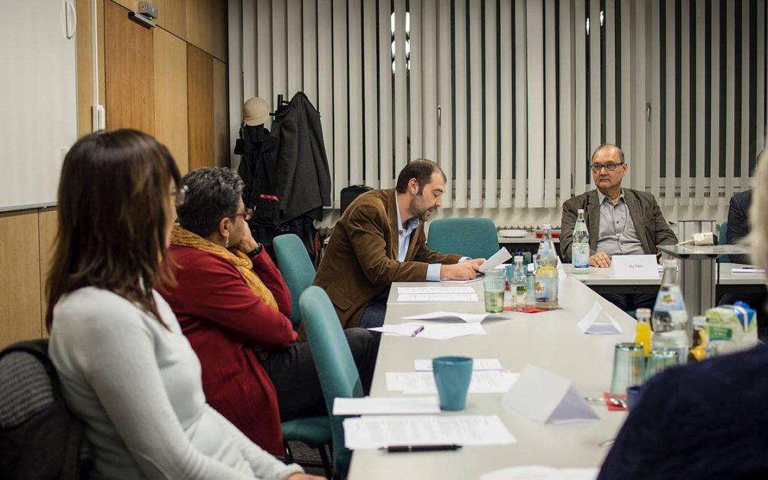 Workshop Asiaten und Diskriminierung Stuttgart