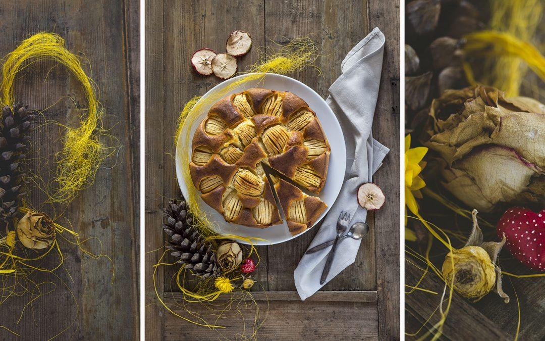 Apfelkuchen wie zu Großmutters Zeiten