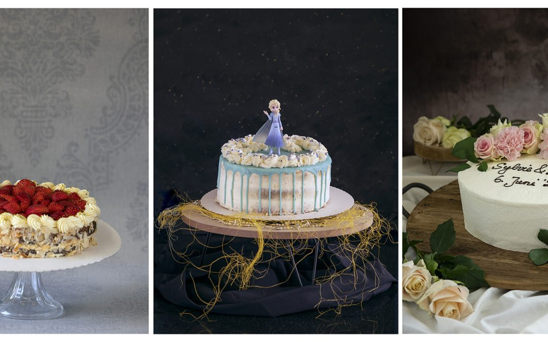 Kuchen und Torten – Food Fotografie mit ganz viel Liebe