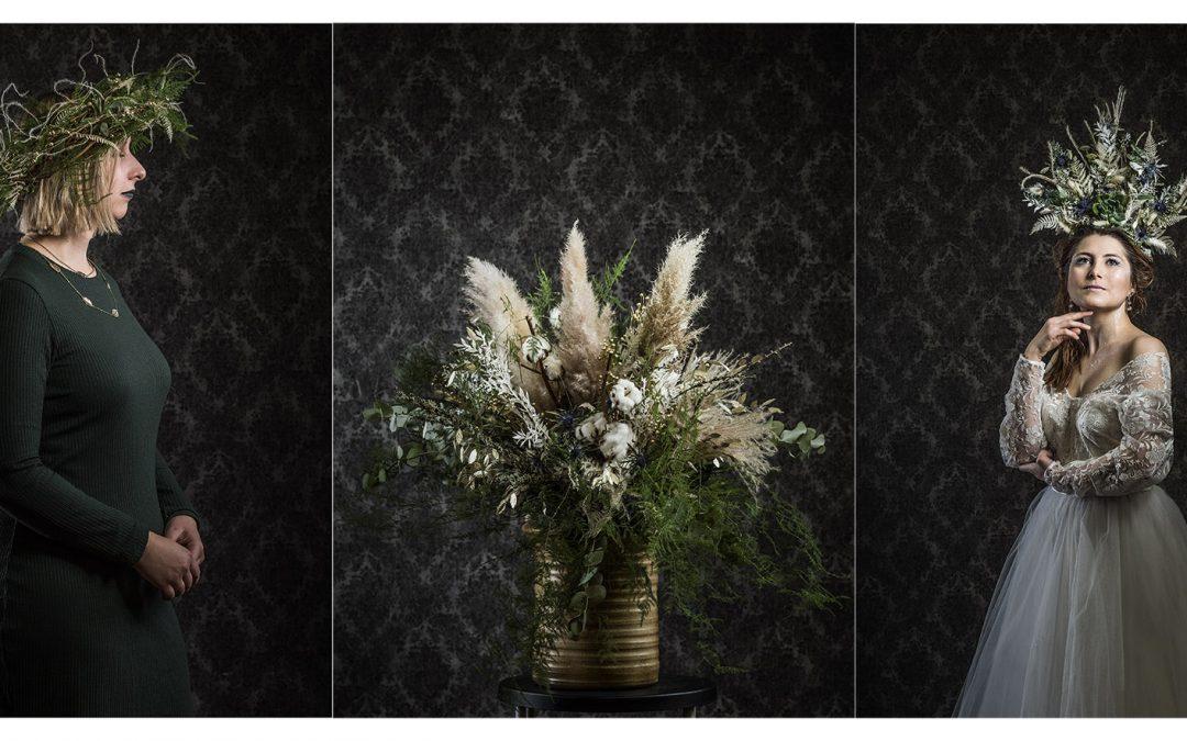 Handwerk mit Stil – zauberhafte Fotoreportage über die Floristik