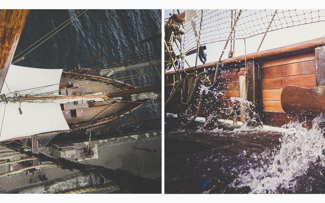 Reisereportage – Segeln auf der Ostsee