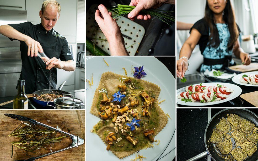 Food Fotografie – Fotoreportage über einen außergewöhnlichen Kochkurs