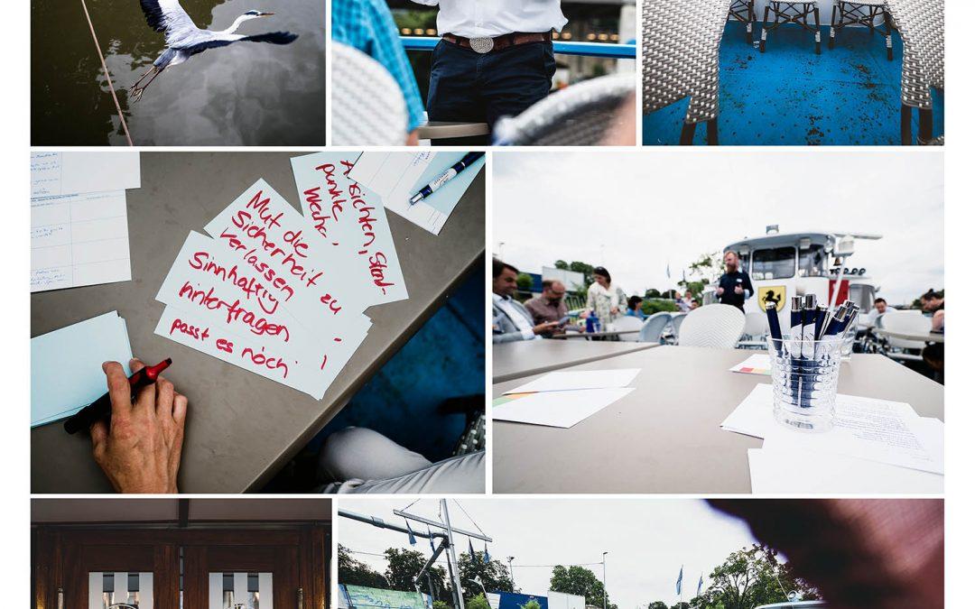 Eventfotografie in Stuttgart – Business Talk mit Tiefgang